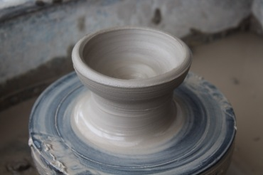 close up potters wheel 1 small