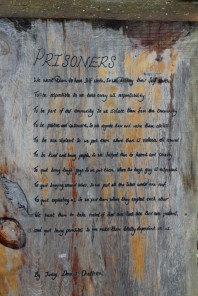 Prisoners poem small