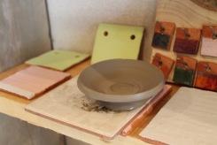 clay bowl small