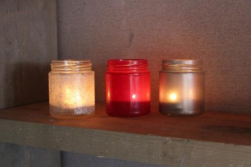 trio of night lights small