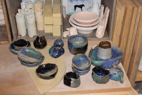 Potery collection (small)