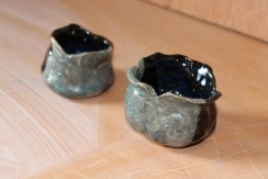 Two potery bowls 2 (small)