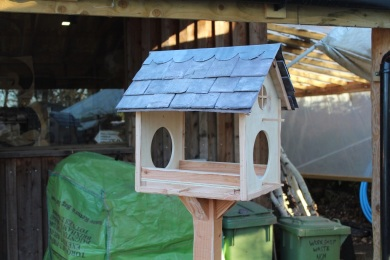 Birdhouse 5 - small
