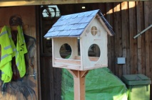 Birdhouse 6 - small