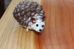 Completed hedgehog 2 - small