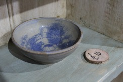 rustic bowl small
