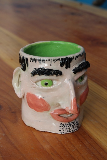 Toby jug 2 front small