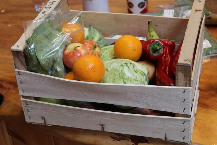 veg box small
