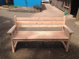 George bench small