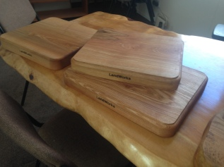 Chopping boards 1 small