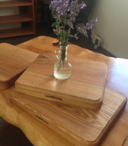 chopping boards 2 small
