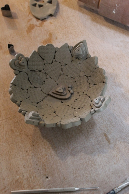 Reece clay work small