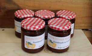 Seville Orange Marmalade small