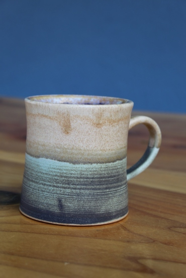 blue mug small