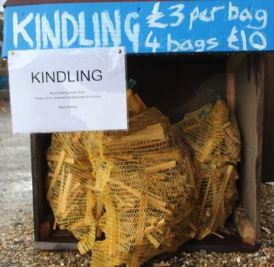 kindling 4 small
